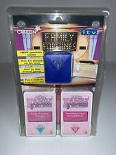 ITV Family Fortunes 2002 Buzzer Travel Card Board Game - Stand Alone Or Add On