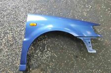 VW POLO 9N WING FENDER  LA5F SUMMERBLUE RIGHT FRONT NEW  01-05