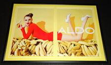 2012 Aldo Shoes Heels Framed 12x18 ORIGINAL Advertising Display