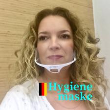 Hygienemaske Gesichtsschutz Mundschutz Maske  Spritzschutz