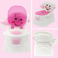 2 in 1 Kids Baby Toilet Seats Portables Toddler Training Safety Potty Trainer UK
