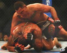Cain Velasquez Signed 11x14 Photo BAS Beckett COA UFC Picture Autograph 160 2013
