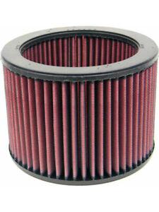K&N Round Air Filter FOR MERCEDES BENZ 230SL 2.3L L6 CARB (E-2530)