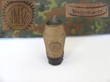 WWII GERMAN WEHRMACHT MARKED MILITARY RADIO PENTODE TUBE ABC1 VALVO