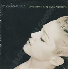 MADONNA LOVE DON'T LIVE HERE ANYMORE CD SINGLE EUROPE 1996 MAVERICK 9362-43692-9