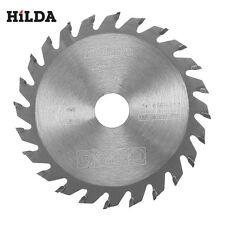 HILDA 10mm/15mm 24 Teeth TCT Alloy Saw Blade 85x1.7mm Circular Saw Blade for Woo