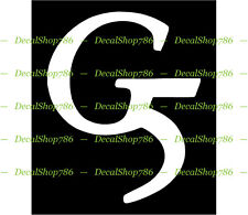 G5 BroadHeads - Archery/Bow Hunting/Outdoors - Vinyl Die-Cut Peel N' Stick Decal