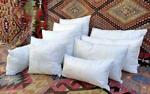 Kilim Pillow Insert Rug Cushion All Size Throw Pillow Inner Filling Lumbar Core