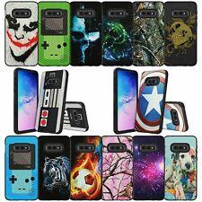 For Samsung Galaxy S10e G970U | S10e G970U Embossed Texture Protective Case