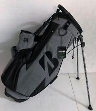 Bridgestone Golf Tour B Stand Bag - Black Gray - New with Tags