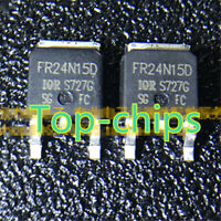 10PCS IRFR24N15D FR24N15D TO-252 new