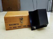 Macbeth CE 3000 Test Tube Holder
