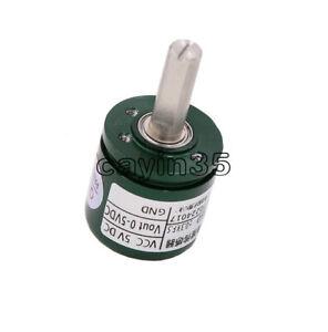 P3022-V1-CW360 Rotary Hall Angle Sensor 0-360 Degree Full Circle Magnetism NEW
