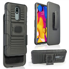 OUTDOOR Heavy Duty Armor Stand Case Cover Fr LG K30 2019/K40/K12 Plus/Solo4G LTE