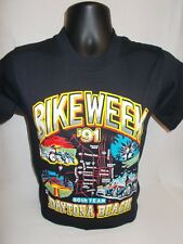Vintage Harley Davidson T-Shirt Robison Harley Davidson 1962 to 1993 Daytona