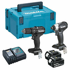 Power Tool Combination Sets with 4 Tools Battery Included