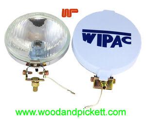 Wipac Classic Mini Driving Spot Light / Lamps Kit - WIPS6007
