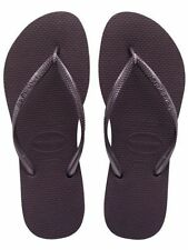 Women's Solid Rubber Sandals & Flip Flops