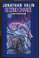 Second Chance: A Harry Stoner Novel by Jonathan Valin-First Edition/DJ-1991