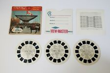 EXPO 67 General Tour Montreal Canada 1967 GAF/Sawyer's ViewMaster Packet A-071
