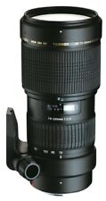 TAMRON Large aperture telephoto zoom lens SP AF 70-200 mm F 2.8 Di for Nikon F/S