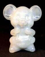 Boyd Art Glass Mouse Four Piece Assortment