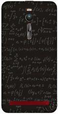 COVER PER ASUS ZENFONE 2 (ZE551ML) IN PLASTICA RIGIDA MODELLO FORMULE MATEMATICH