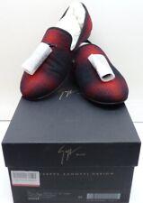 GIUSEPPE ZANOTTI Kevin 10 SC Uomo Ginevra  Rosso Slippers IU5099 Shoes Size-9