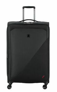 DELSEY chariot ERW 4 Double Rolls Trolley 78 Black