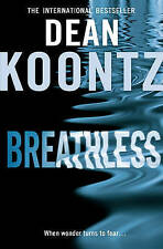 Breathless by Dean Koontz (Paperback) New Book