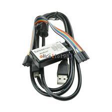 USB Logic Analyzer Device Set USB Cable 24MHz 8CH 24MHz for ARM FPGA M100