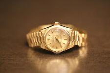 Rolex Ladies President Watch - Ref# 6917 - Champagne Dial - NR