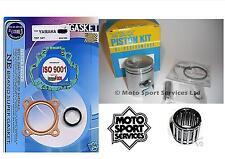 Yamaha PW 50 Mitaka Top End Rebuild Kit Piston 40.00mm Gasket Small End Bearing