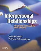 B000WW99HQ Interpersonal Relationships~ Professional Communication Skills for N