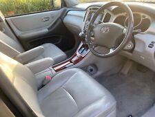 Toyota Kluger Grande 2003
