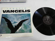 """Vangelis Ignacio LP Vinyle 12 """" Edition Espagnole Cam 1977 VG/VG - Ag"""