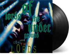 Lords of the Underground - Here Come The Lords [New Vinyl LP] Holland - Import