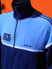 ADIDAS Veste Chaqueta Jacket Giacca Raiffeisen Club Vintage 80s Made in Korea