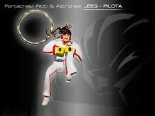 Portachiavi Robots anni '80 Piloti & Astronavi Rarissimo: JEEG HIROSHI SHIBA