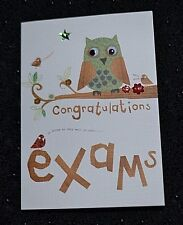 New Congratulations on doing so well  in exams card