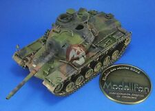 Legend 1/35 M48A2GA2 Conversion Set (w/Photo-etch) (for Tamiya M48A3 kit) LF1127