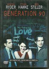 DVD - GENERATION 90 avec WINONA RYDER, BEN STILLER