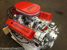 355 Street  MOTOR 400HP ROLLER TURN KEY PRO STREET CHEVY CRATE ENGINE  SBC CNC