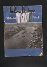 N°1771 / la revue nautique : navigation,maritime,fluviale   1945