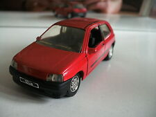 SOlido Renault Clio in Red on 1:43
