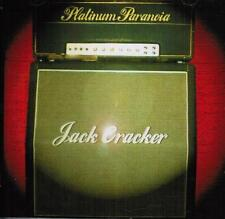 Jack Cracker: platinum paranoïa; NEUF