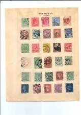 GREAT BRITAIN & Ireland 30 used stamps