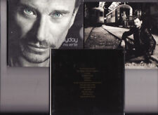 CD ALBUM COFFRET JOHNNY HALLYDAY-MA VERITE-LIVRET