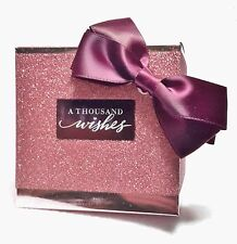 1 Bath & Body Works A THOUSAND WISHES Eau De Perfume Parfume PEONIES ALMOND