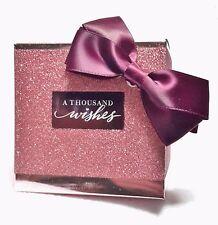 1 Bath & Body Works A THOUSAND WISHES Eau De Perfume Parfume PEONIES ALMOND
